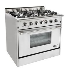 NXR RH3601 Professional 36 Under Cabinet All Stainless
