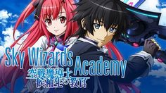 Madman Entertainment Acquires 'Sky Wizards Academy' Anime License