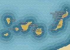 El archipiélago canario está situado al Oeste de la costa africana a unos 1000 km de Cádiz y se divide en dos provincias, la de Las Palmas con las islas de Gran Canaria, Fuerteventura y Lanzarote y la provincia de Santa Cruz de Tenerife formada por las islas de Tenerife, La Palma, Gomera y Hierro. Favorecido por los vientos alíseos, el archipiélago disfruta de una suerte de primavera eterna en las que sus temperaturas medias no varían mucho situándose en mínimas de 18 º en invierno alcanzado…
