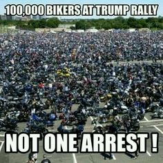 So glad to know that Bikers for Trump will be at the inauguration of Donald J. Trump to keep the pathetic, whiny losers in check.