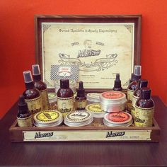 #Marras #Greek #natural #products #grooming #beard #beardgang #mens #styling #barber #barbershop #barberlife