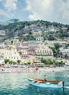 Such a beautiful view! Amalfi Coast in Italy...via What Katy Ate #travel