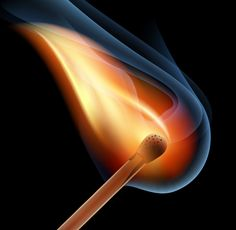 matchstick burning - Google Search