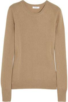 Equipment Camel Cashmere Sweater $270