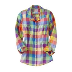 Old Navy plaid button down Old Navy plaid button down. Worn maybe once or twice. In good condition. Size small. Old Navy Tops Button Down Shirts