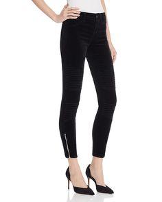 288.00$  Buy now - http://vipjs.justgood.pw/vig/item.php?t=pfahjn35135 - J Brand Tori Moto Zip Skinny Jeans 288.00$