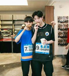 Yoo Seonho, Star K, Guan Lin, Lai Guanlin, Produce 101 Season 2, Lee Daehwi, Dream Boy, Kpop Boy, Jinyoung