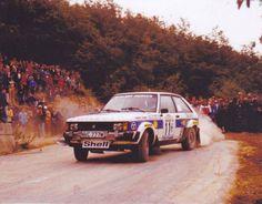 Toivonen Gallagher S Remo1981 P.S. Santa Luce ...al bivio tornante destro apre su asfalto