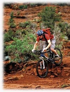 Mountain Bike Handling