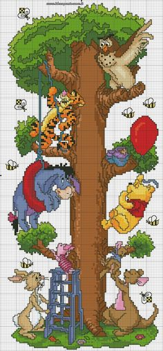 SCHEMA+WINNIE+AND+FRIENDS1.jpg (744×1600)
