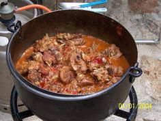 Pork, Beef, Roasted Red Peppers, Spanish Kitchen, Spice, Dishes, Cookers, Xmas, Kitchens
