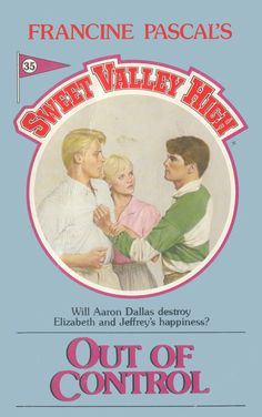 Sweet Valley High 35 - Out of Control