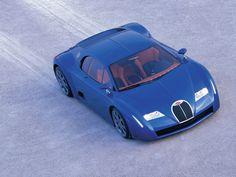 Bugatti EB 18/3 Chiron--Sandtracks