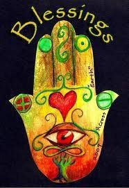 What does hamsa mean? Hand of Fatima or Hamsa meaning in Christianity, Judaism and Islam. Which way up should the Hamsa hand be? A talismanic symbol that people believed to protect them from harm against the evil forces Ganesha, Hamsa Symbol, Hamsa Art, Hand Of Fatima, Jewish Art, Celebration Quotes, Mellow Yellow, How To Do Yoga, Buddhism