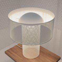 the Asola table lamp by Greek designer Evangelos Vasileiou for Ligne Roset