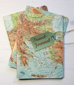 Keep a travel diary of places you went, things you heard, everything you've done. Great for future reference and reminiscing!