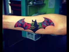 30+ WOW New School Tattoo Designs and Styles - Main Trends
