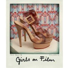 Charlotte Olympia's Girls on film platforms