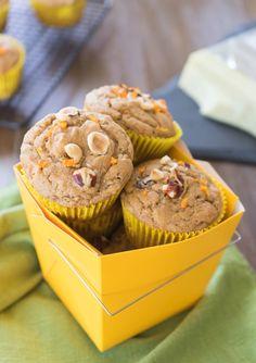 21. Orange Hazelnut Muffins #healthy #muffin #recipes http://greatist.com/eat/healthy-muffin-recipes