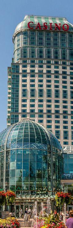 Niagara Casino Hotel - Niagara Falls - Ontario, CANADA