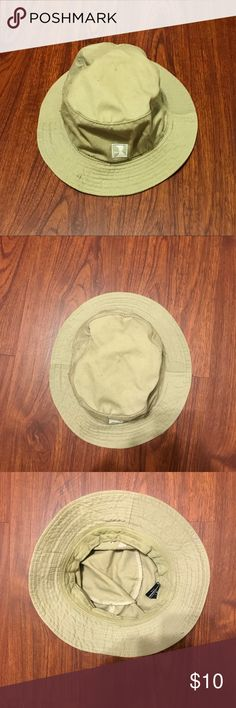 Khaki Dr Denim Bucket Hat In good condition has no stains, rip, or any odors Urban Outfitters Accessories Hats