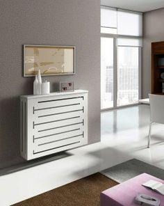 Cubreradiador de diseño Tete Un diseño divertido, pudiéndose combinar en cualquier ambiente del hogar, dejando visible su estilo minimalista.
