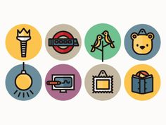 Dribble9 in Icons, Symbols & Pictograms