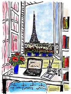 Anotando y plasmando cada experiencia...París, Francia <3