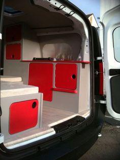 Dacia Logan Break aménagements de véhicules de loisirs