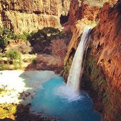 Hike to Havasu Falls, Arizona | 16 Of The Most Photogenic Hikes On The West Coast