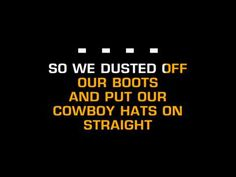 Alabama-If Youre Gonna Play In Texas (Karaoke)