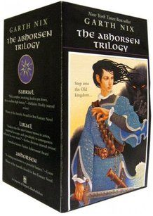 Garth Nix - The Abhorsen Trilogy-I loved this series