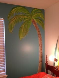Finishing touches on surf room