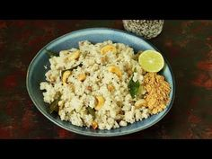 Upma is a very quick and easy breakfast recipe from South Indian cuisine. It is made using semolina known as rava or suji. This video shows how to make upma . Savory Breakfast, Quick And Easy Breakfast, Snack Recipes, Cooking Recipes, Snacks, South Indian Breakfast Recipes, Recipe Steps, Mixed Vegetables