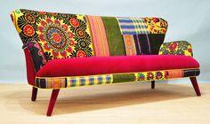 Suzani 3 seater sofa  Summer van namedesignstudio op Etsy, $2800.00