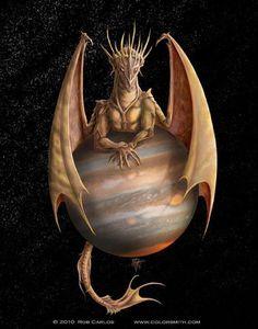 Jupiter Dragon