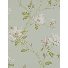 Marchwood by Colefax and Fowler - Aqua - Wallpaper : Wallpaper Direct Aqua Wallpaper, Cream Wallpaper, Wallpaper Online, Luxury Wallpaper, Bathroom Wallpaper, Designer Wallpaper, Pattern Wallpaper, Pink Beige, Pink And Green