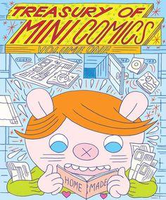 Treasury of Mini Comics