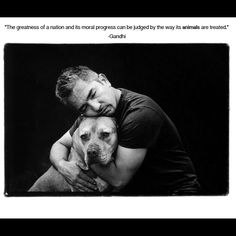 Cesar's favorite quote. What are some of your favorite animal quotes?