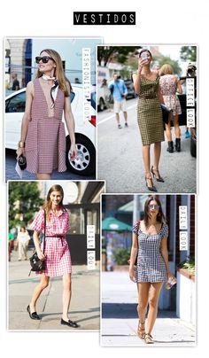 Xadrez Vichy: A versão do xadrez escolhida pelas suas It Girls favoritas! » Fashion Break