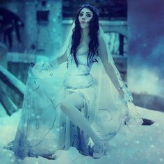 Corpse Bride -Emily by *NekosRocks on deviantART  http://nekosrocks.deviantart.com/art/Corpse-Bride-Emily-202683098