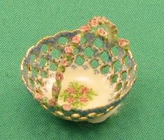 Reticulated basket by Teresa Welch of China Closet