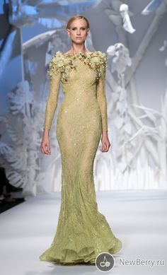 Abed Mahfouz 2013-14 Couture