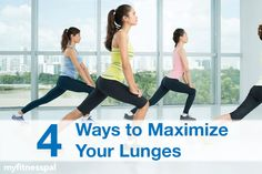 Make sure you're getting the most out of your lunge with these 4 tips.