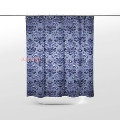 Haunted Mansion Customized A Special Shower Curtains Will Make