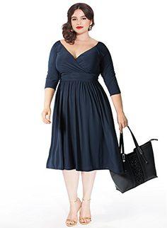 IGIGI Women's Plus Size Steph dress in Navy 14/16 IGIGI http://www.amazon.com/dp/B01698VMJ4/ref=cm_sw_r_pi_dp_Qd11wb0Z3ZAH4