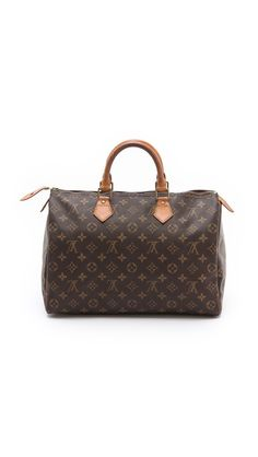 1988f5f3db62 Vintage Louis Vuitton Speedy 35 Bag