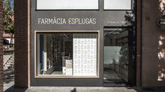 Farmàcia Esplugas identity by toormix