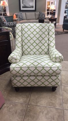 Matching Craftmaster Chair Marcie Knight Cadwell Furniture