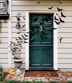 10 fantastiska halloween-dekorationer till trädgården